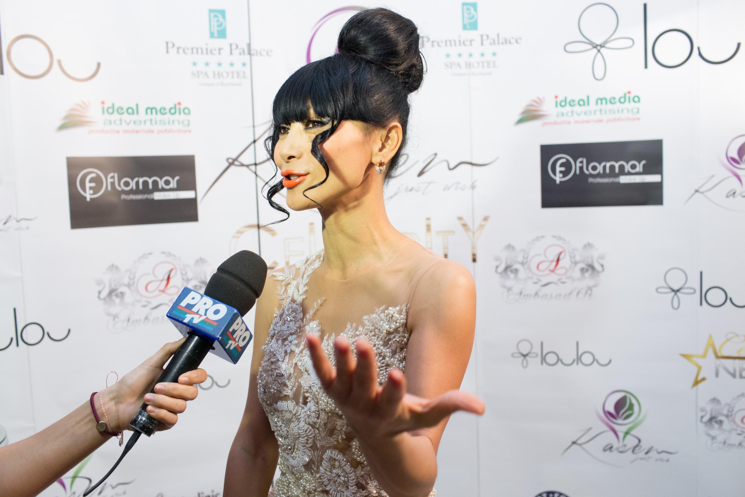 Hollywood Superstar Bai Ling