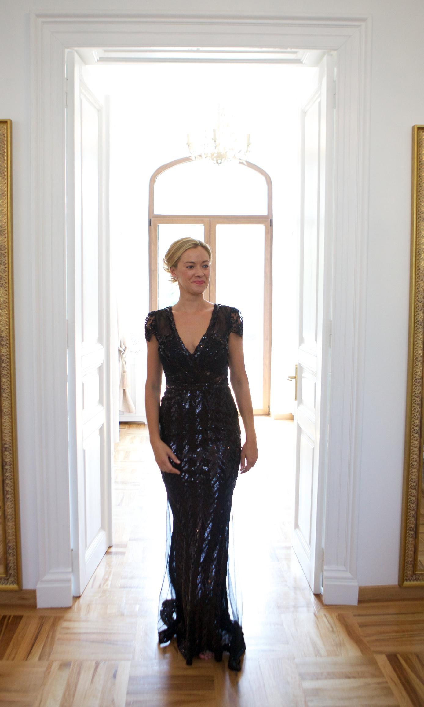 Hollywood Superstar Kristanna Loken