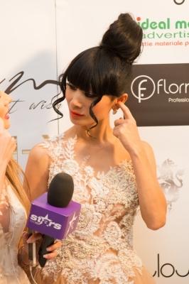 Bai Ling cu Flavia Covaciu PR AGENCY